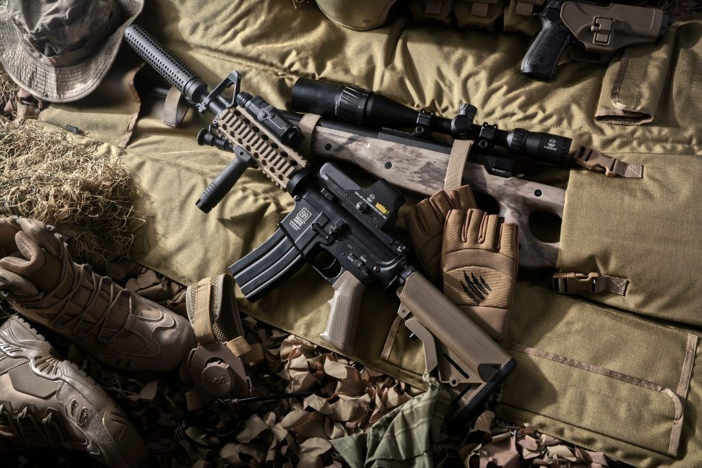 How to Pick a Good Airsoft Gun – Comprehensive Guide